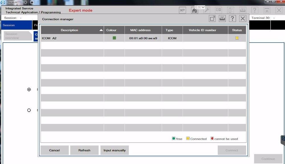 2020 Latest 2019 Rheingold Ista Software For Bmw Icom Win 7 Diagnostic 1tb Hdd   480g Ssd Ista D
