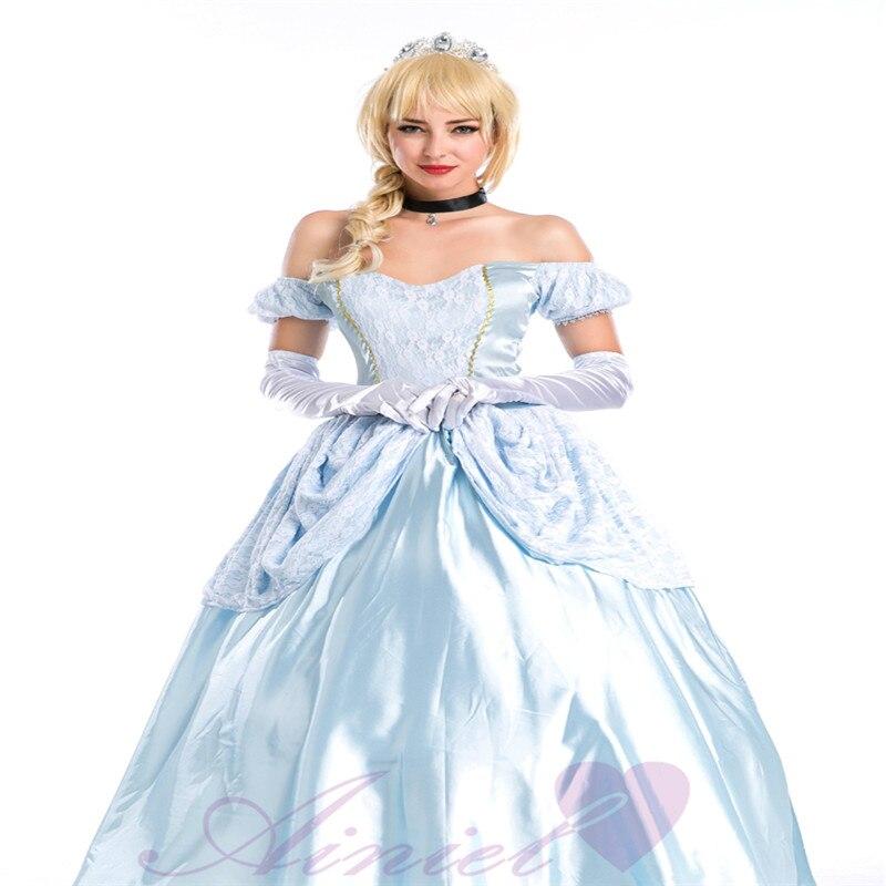 Online Get Cheap Cinderella Gown Aliexpress Com: Popular Cinderella Dress Women-Buy Cheap Cinderella Dress