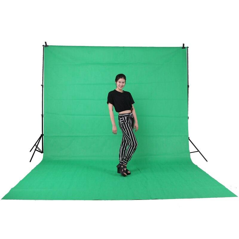 2.88*3 support de caméra fond studio photo, fond de couleur pure blanc bleu wonen tissu CD15