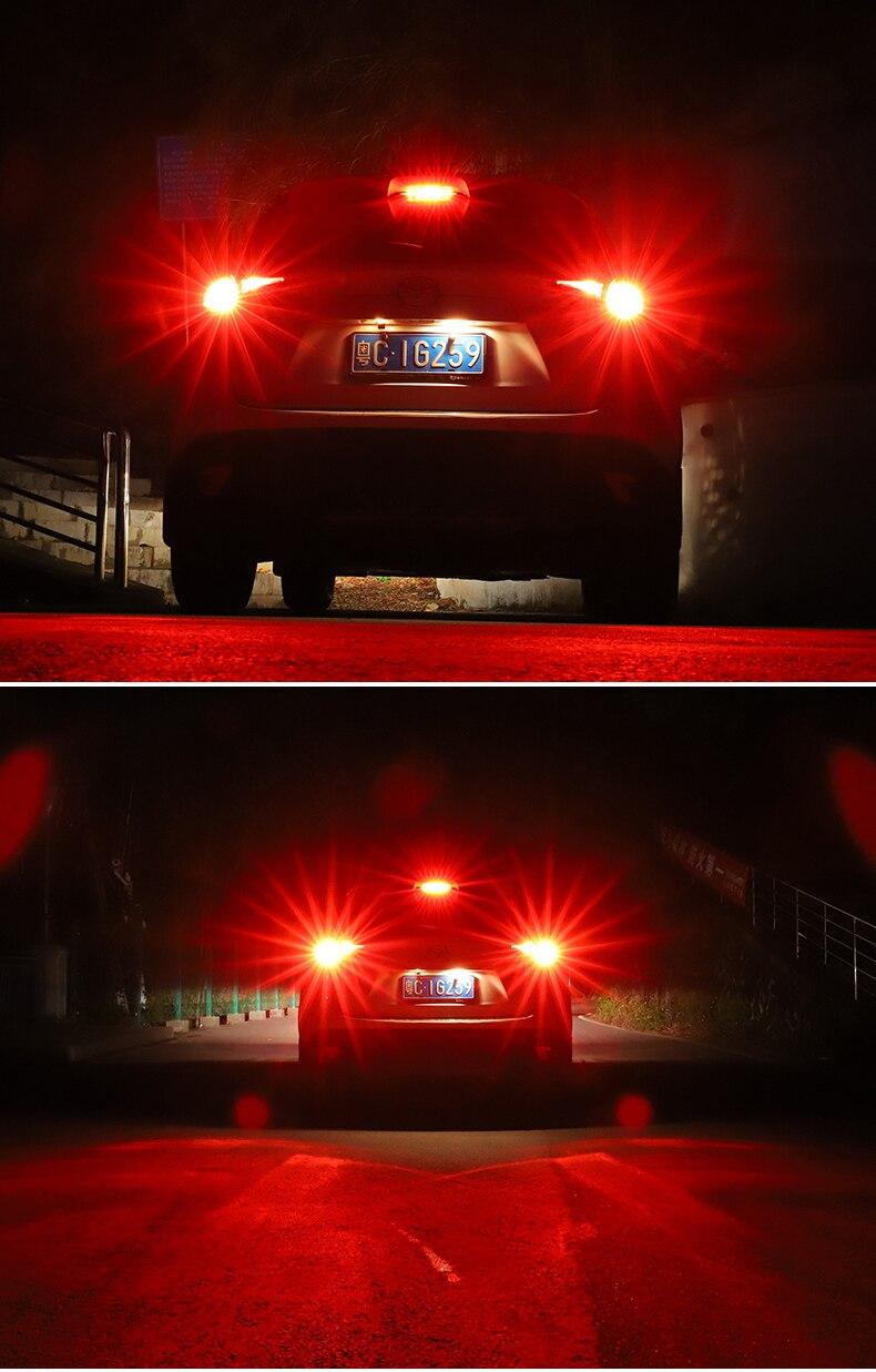 HTB1aJq1SpzqK1RjSZFoq6zfcXXap 2pcs NEW 1156 P21W 7506 BA15S R5W R10W 3030 LED Auto Brake Light Car DRL Driving Lamp Reverse Bulbs Turn Signals Amber Red White