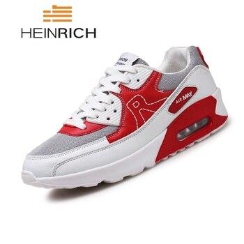 69bfe7bd HEINRICH Tenis Masculino Adulto Zapatos de hombre 2019 Venta caliente de  los hombres Zapatos casuales Zapatos transpirables zapatillas de deporte  hombres ...