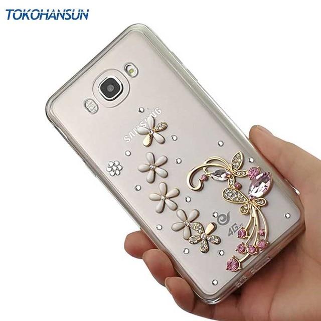 Tokohansun Women Cases for Samsung J3 2016 J5 Cover for Samsung Galaxy J7  2016 J710 Case 9c3dfa07a9