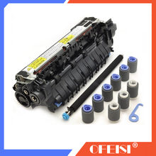 купить Original New LaerJet for HP M600 M601 M602 M603 Maintenance Kit Fuser Kit CF065A CF064A Printer Parts not originali pack on sale по цене 12895.98 рублей