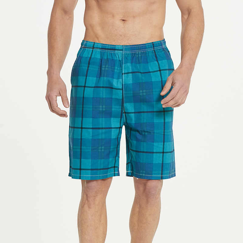 b17af41a35 ... BZEL Men's Loose Sleepwear Short Pants Soft Beach Pants Men Lounge Pants  Summer Pajamas Shorts Big ...
