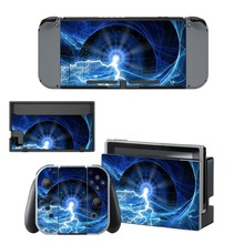 Universe Starry Sky Sticker For Nintendo Switch Console Joy-Con Controller Vinyl Skin Decals Cool Accessories Dust-proof