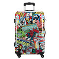 2015 Hot Men Women Marvel Luggage/Large Capacity Avengers Rolling Suitcase/24'' ABS+PC Captain America Hardside Trolley Bags