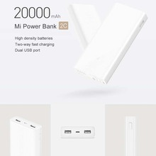 Xiaomi mi Power Bank 20000mAh