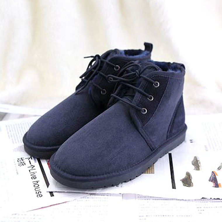Free shipping New China Brand Natural Sheepskin snow boots for women 100 Real Wool inside lady