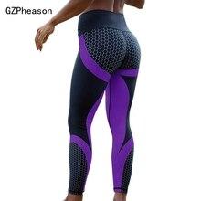 High Waist Sport Leggins Women Mesh Breathable Workout Leggings Femme Fitness leggings Running Pants Elastic Slim