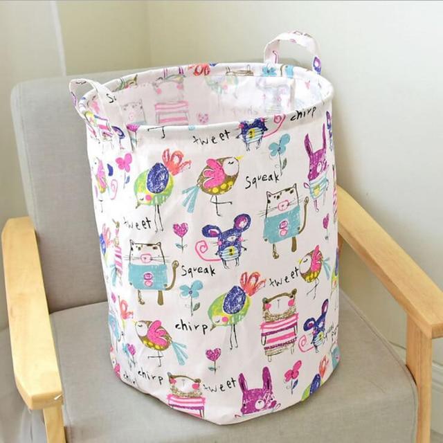 4fef9f8f2 Laundry Basket Dirty Clothes Storage Laundry Bags Storage Basket for Toys  Organizador De Roupa Dolap Washing