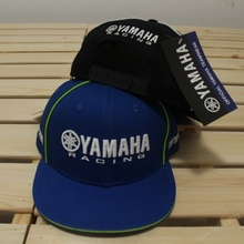 New arrived Mens Snapback Hats Yamaha baseball cap Hats Adjustable flat Cap  car truck fans Hat 87d77ab0fba