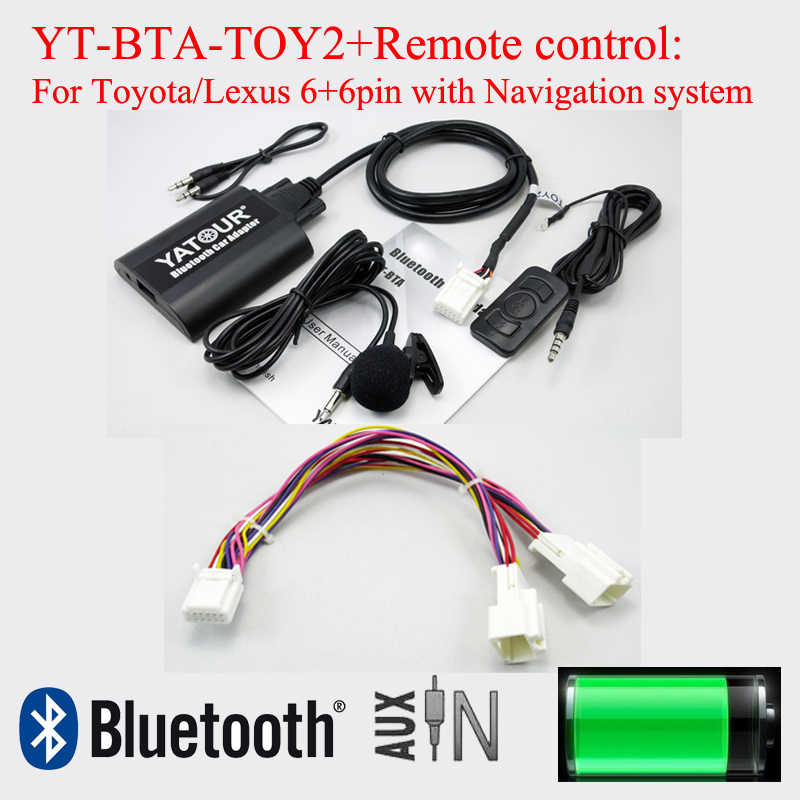 Detail Feedback Questions about Yatour Digital Music Changer for