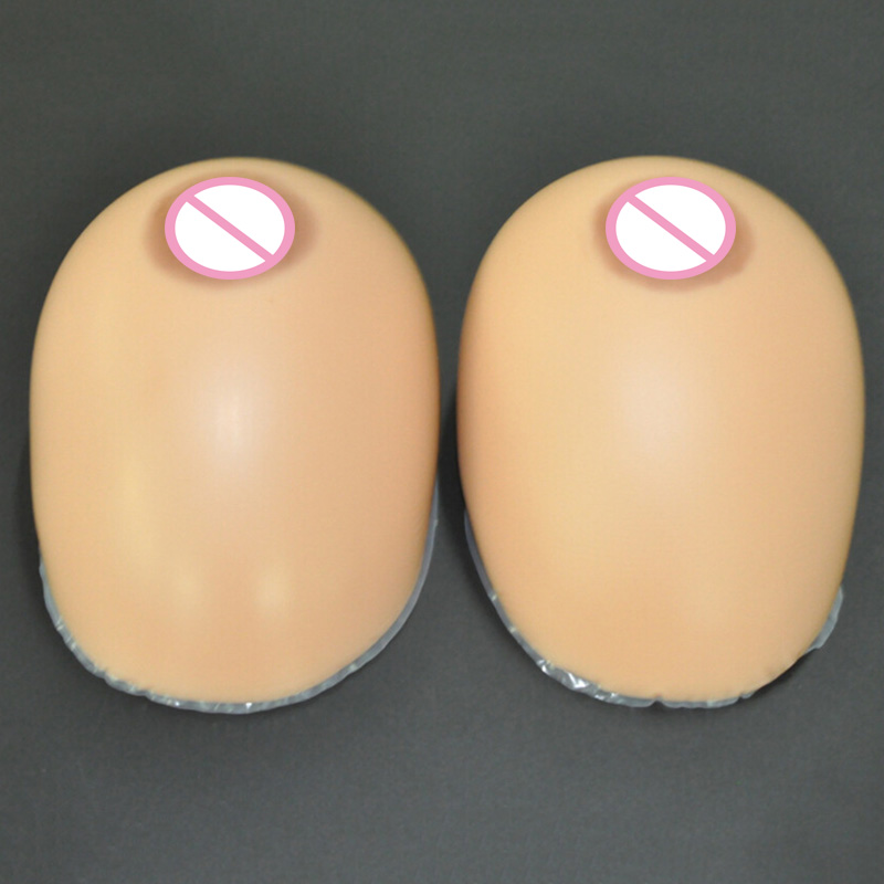 4600g/pair 12XL Size Huge Silicone Breast Forms Crossdress Drag Queen CD Fake Breasts Shemale False Breast  4100g pair 11xl size shemale fake breasts drag queen breast forms crossdress silicone false breast mastectomy boob