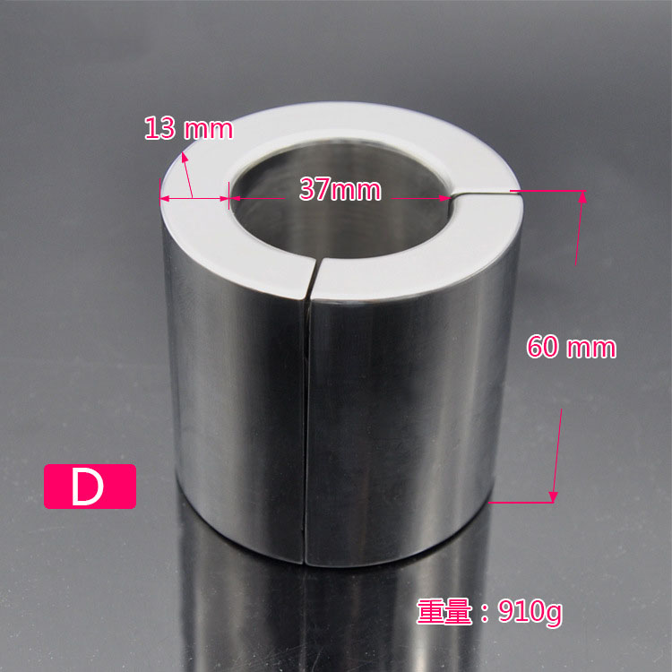stainless cock ring Magnetic suction metal cock ring penis rings cockring ball stretcher scrotum Delay penis extension for men wearable penis sleeve extender reusable condoms sex shop cockring penis ring cock ring adult sex toys for men for couple