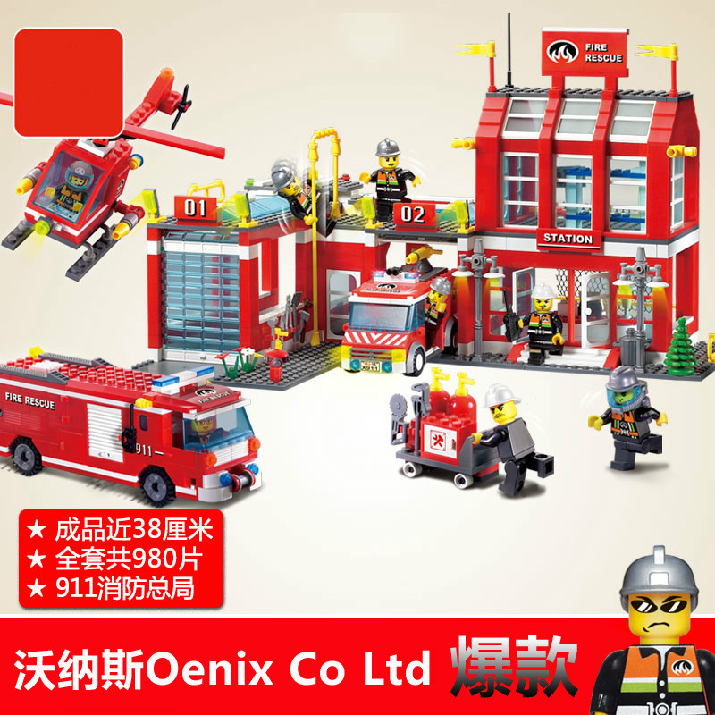 Toys & Hobbies Fireman Sam Anime Toy Truck Fire Truck Car Kids Toys With Music Led Light Boy Toy Educational Electronic Toys Color Box Matching In Colour