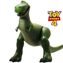 New Disney Toy Story 4 Hold the dragon vocal dinosaur Pixar animated character action model children birthday gift