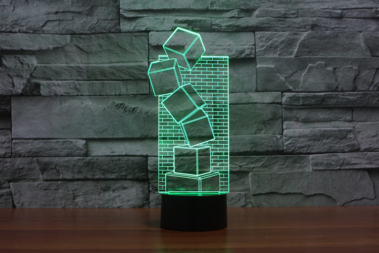 3D Visual Optical Illusion Colorful LED Table Lamp Touch Cool Style Night Light Christmas Prank Gifts Romantic Holiday Cute Creative Gadget (6)