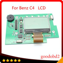 SD Connect C4 lcd with Board Support MB Star C4 v000225010 l650 l655 full test lap connect board connect with moterhboard board