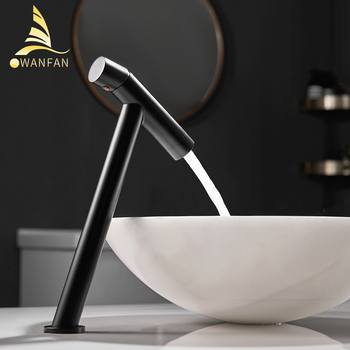 Basin Faucet Retro Black Faucet Taps  Bathroom Sink Faucet Single Handle Hole Deck Vintage Wash Hot Cold Mixer Tap Crane 855776 недорого