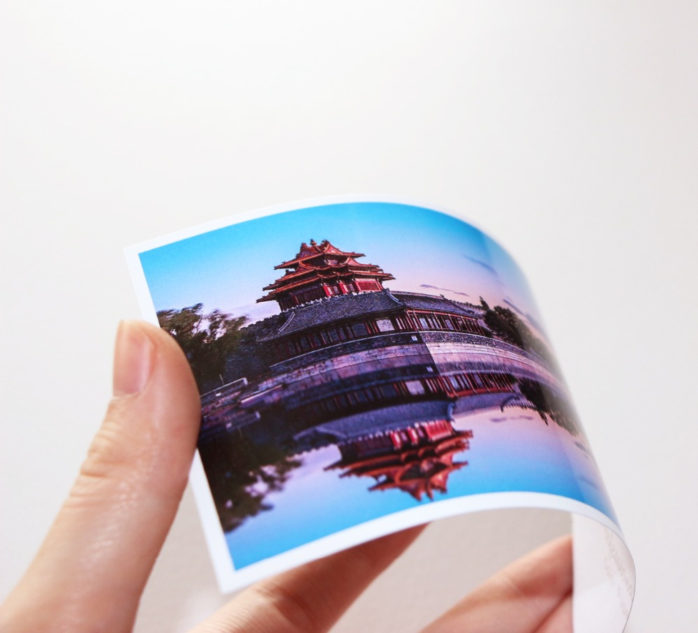 Photo Paper 4R A4 20 Sheets Glossy Printer Photographic Paper Printing for Inkjet Printers Office Supplies