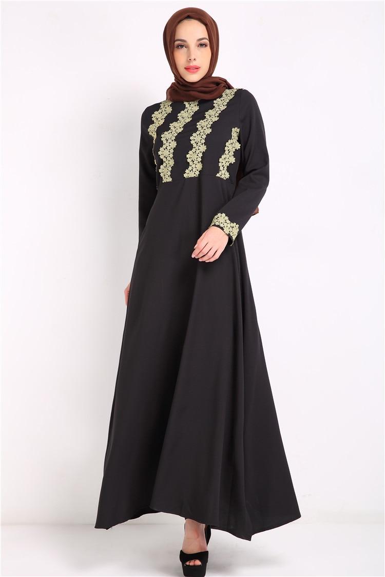 Abaya Long Dress Fashion