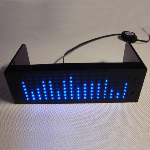 AS1608 DIY Música Áudio Espectro Decor Para Car Home Bar Discoteca Luz LED Piscando Kit de ALTA QUALIDADE