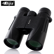 Best price BIJIA Military HD 10×42 Binoculars Long Range Professional Hunting Telescope wide-angle LLL Night Vision No Infrared Eyepiece