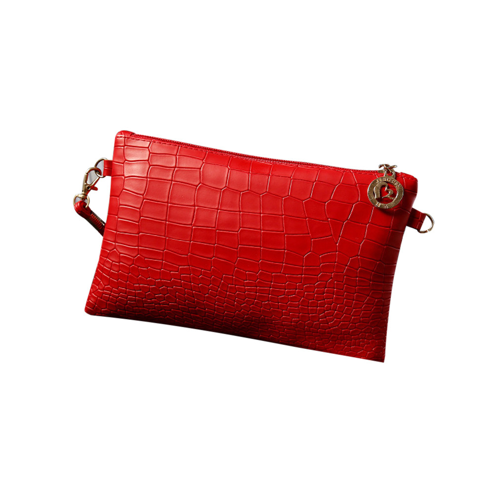 Women's Fashion Alligator Crossbody Shoulder Bags