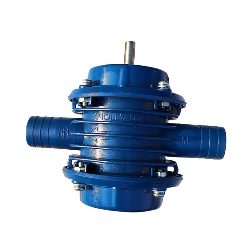 Resistente auto-cebado mano taladro eléctrico bomba de agua Micro sumergibles Motor Ultra jardín bomba centrífuga