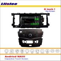 Liislee Car Android GPS Navi Navigation For Nissan Patrol Safari Armada 2015 2016 Radio Audio Video Multimedia ( No DVD Player )