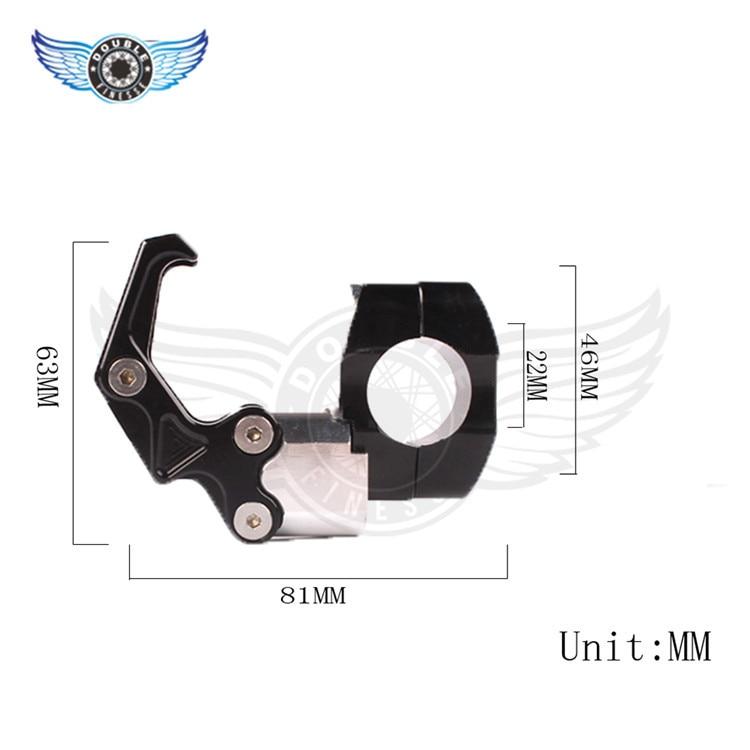 new arrival <font><b>black</b></font> color Universal Durable Aluminum Alloy Motorbike <font><b>Motorcycle</b></font> Hook Hanger Helmet Gadget <font><b>Glove</b></font> Eagle <font><b>Claw</b></font> Hook