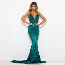 Derin Balo Strappy Elbise