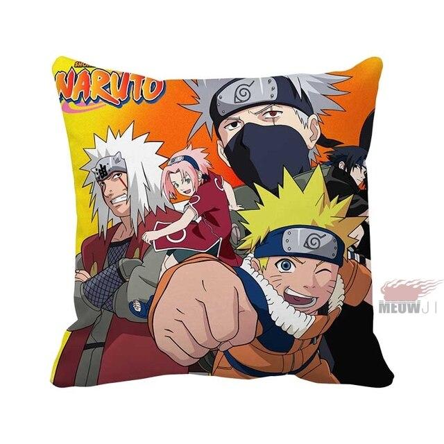Naruto 24 Styles Multi Size Pillowcase