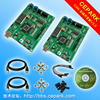 Special Can Bus Development Board CAN Learning Board Experimental Board Double Board Kit USB Download 485