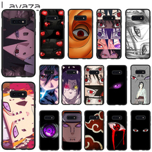 Lavaza Naruto eyes Soft Case for Galaxy Note 8 9 S7 edge S8 S9 S10 Plus S10e M10 20 30 Cover