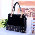 2017 Fashion Women Messenger Hobo Handbag Ladies PU Leather Tote Purse Bags Shoulder Bag High Quality Free Shipping N565