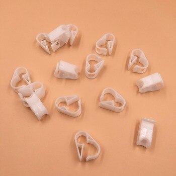 10 pz spedizione gratuita Eco stampante solvente Mimaki Roland Mutoh sistema di inchiostro sfuso inchiostro morsetto del tubo/tubo di inchiostro di plastica connettore