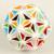 Verypuzzles V3 Fútbol Super Star Magic Speed Cube Puzzle Juego de Cubos de Juguetes Educativos para Niños de Los Niños