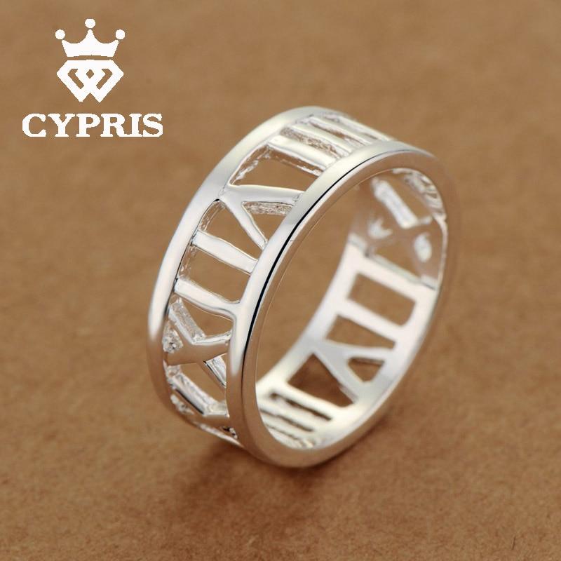 wholesale quality cheap silver ring fashion