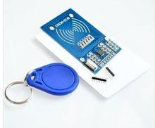 10 компл. MFRC-522 RC522 RFID СК РФ карта модуль датчика, чтобы отправить S50 Фудань карт, брелок