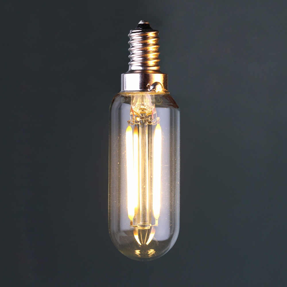 Led Bulbs & Tubes Light Bulbs 2w 4w,retro Led Filament Bulb,t25/t8 Tubular Style,e12 E14 Base,cool Warm White,dimmable Demand Exceeding Supply