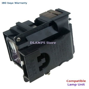 Image 4 - חדש לגמרי באיכות גבוהה VT75LP מנורת מקרן עם דיור עבור NEC LT280/LT375/LT380/LT380G/VT470/ VT670/VT675/VT676