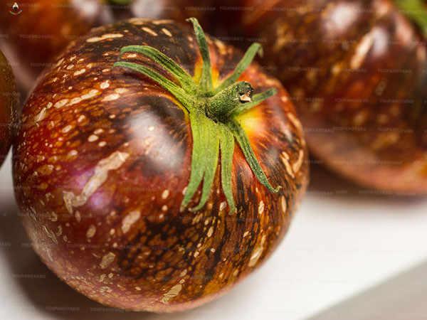 Prezzo più basso! 200 pz nero Piante di pomodoro di verdure e di frutta biologica Plantas di perenne bonsai per il giardino di acquistare