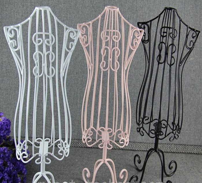 New Pet Clothes Hanger Display Holder Torsos Doll Dress