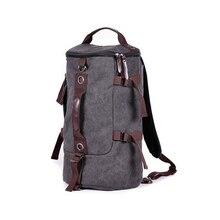 Classic Backpack Fashion For Women Shoulder Bag Men's Canvas Backpack Multi-Color Leisure Travel Bag Unisex Backpack   B