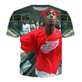 Alisister Hip Hop women/men T shirt print 2pac t-shirt fashion 3d t shirt mens Harajuku tee shirts tupac punk short sleeve tops