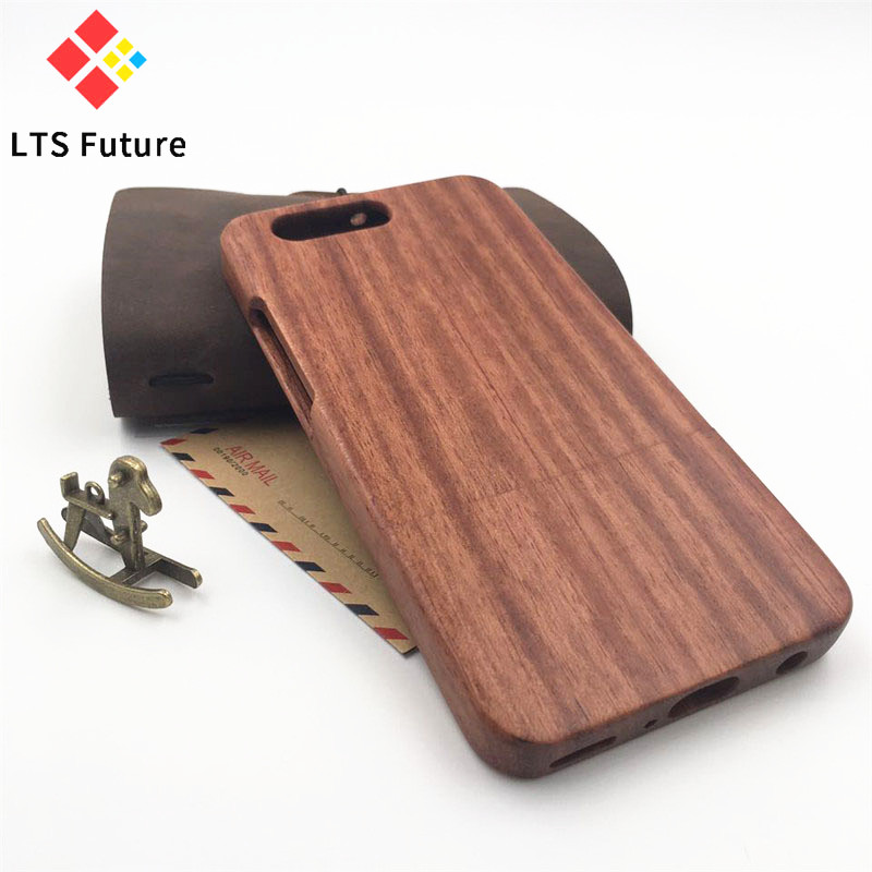 LTS FUTURE Customized Natural Wood Case For Huawei P10 Plus Hard Wooden Carving Back Cover Housing For Huawei P10 Original Cases