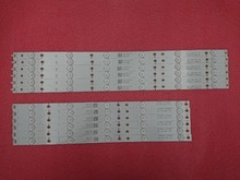 Светодиодный Подсветка полосы (12) для LC 50LB370U 50PFK4509 50PFH5300 50PFT5300 50PFL6340 50PFL6540 50PFT6510 50PFL6340 50PFH4009 LB50039