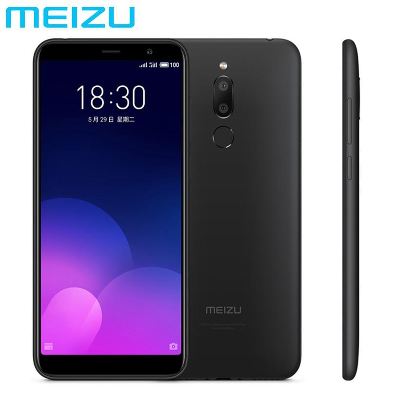 global version MEIZU 6T MEILAN m6t 4G LTE 2GB RAM Cell phone Octa Core 5 7
