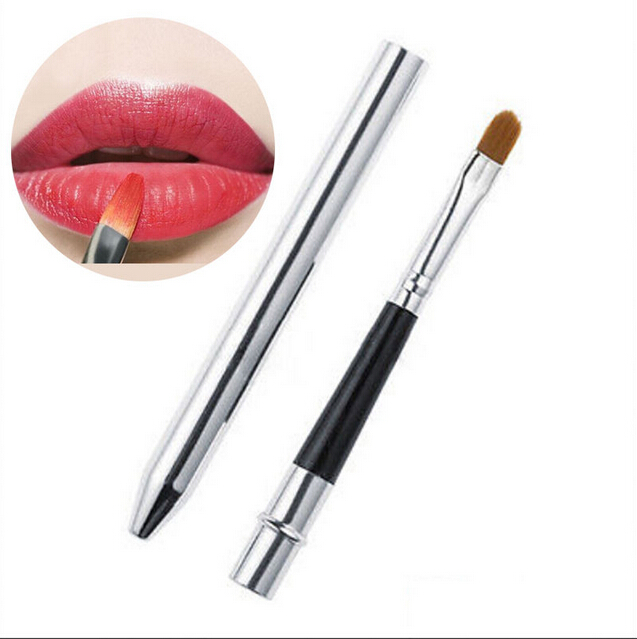 Hot Makeup Powder Foundation Eyeshadow Eyeliner Lip Brush Tool Makeup Brushes Pincel Maquiagem